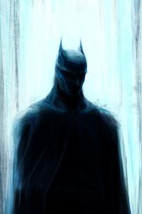 Batman In Lights