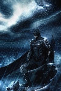 Batman In Night 4k