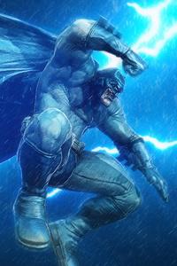2160x3840 Batman In Thunder