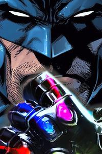 360x640 Batman Infinity Gauntlet 4k