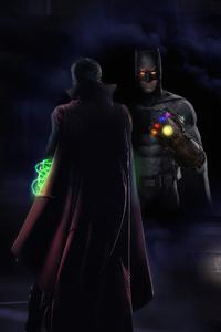 Batman Infinity Gauntlet Doctor Strange