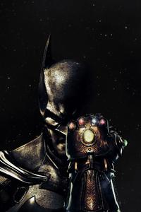 Batman Infinity Gauntlet