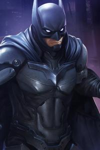 320x480 Batman Injustice Artwork