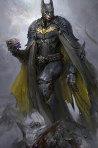 Batman Ironic