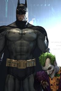 Batman Joker 5k
