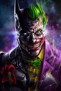 Batman Joker Art