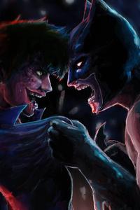 Batman Joker Danger