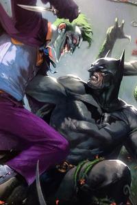 240x400 Batman Joker Pinguino Ivy