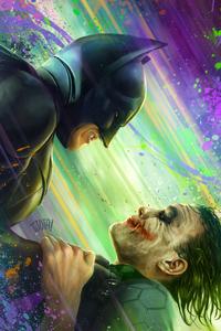 Batman Joker The Interrogation