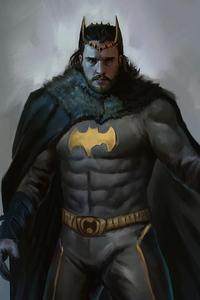1080x2280 Batman Jon Snow