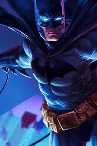 Batman Jump Point 5k
