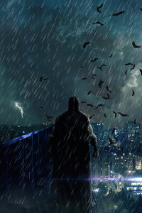 480x800 Batman Justice League 2020 New