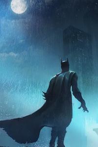 1280x2120 Batman Justice League Art