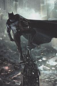 Batman Justice League Artwork 4k
