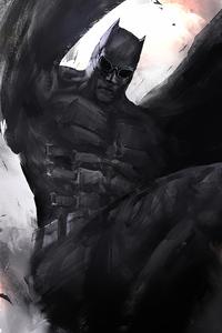 320x480 Batman Justice League Concept Art