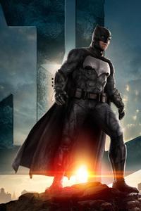 1440x2960 Batman Justice League Unite 2017