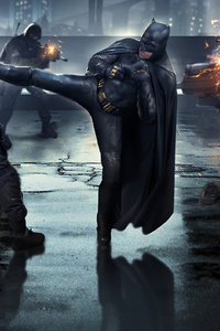 240x400 Batman Kicking