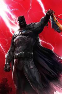 Batman Kills Deathstroke