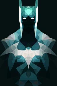 Batman Knight 4k Minimal 2020