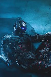 Batman Knight And Batman