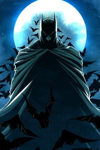 Batman Knight Art 4k