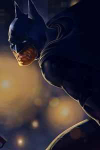 Batman Knight Art
