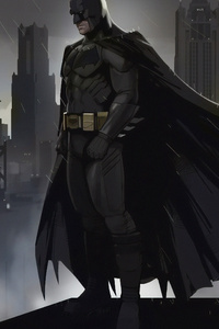 360x640 Batman Knight Arts
