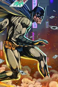 Batman Knight Hero