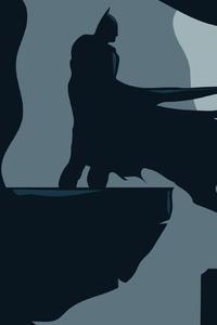 Batman Knight Minimal