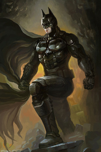Batman Knight Newart