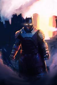 Batman Knight Sketch Artwork