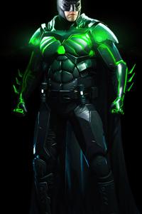 Batman Krypton Energy 4k