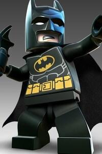 1440x2560 Batman Lego