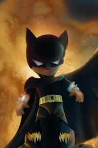 Batman Little Caped Crusader