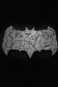 Batman Logo 3d Art 4k