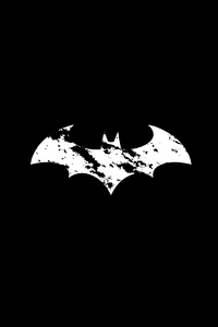 240x320 Batman Logo 5k 2020