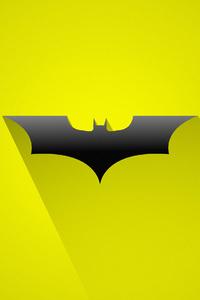 Batman Logo Art 4k