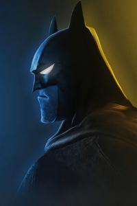 Batman Mask 4k 2020