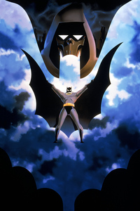 Batman Mask Of The Phantasm 1993