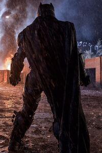 320x568 Batman Mech Suit