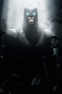 480x854 Batman Mecha Suit New