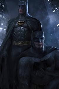 Batman Michael Keaton Artwork