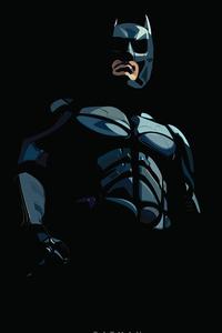 Batman Minimal 5k