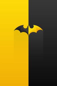 Batman Minimal 8k