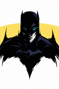 Batman Minimal4k