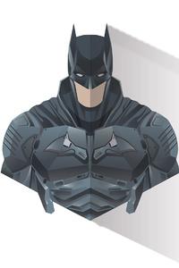 2160x3840 Batman Minimalism 2020 4k