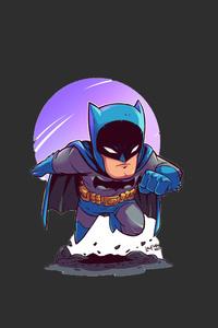 320x480 Batman Minimalist