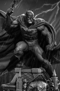 Batman Monochromeart