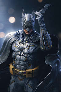 750x1334 Batman New 2020 4k