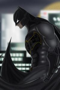 Batman New Art 4k